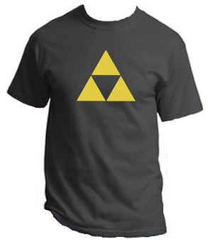 Tri force t shirts yellow pyramid diamond absolute funny for Black pyramid t shirts for sale