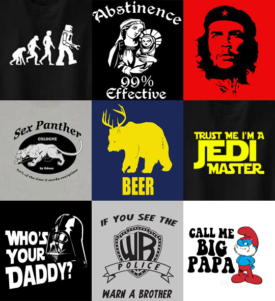 Huge $8.00 T-Shirt Sale This Week! | Absolute Funny T-Shirts ...